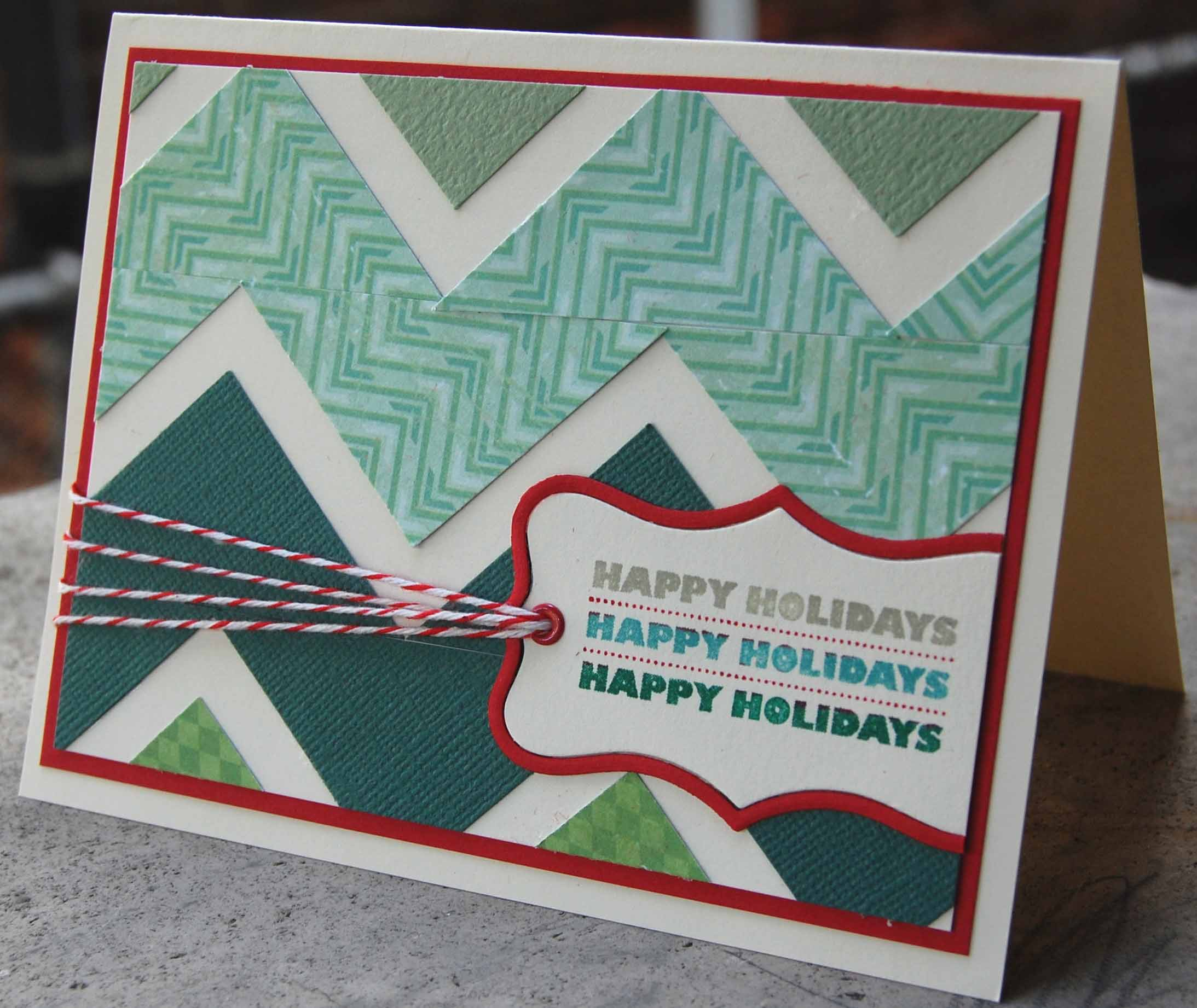 Creative Inklings More Christmas Cards
